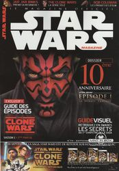 star wars magazine n� 79 abonn�