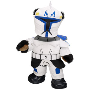 STAR WARS OURS PELUCHE THE CLONE WARS
