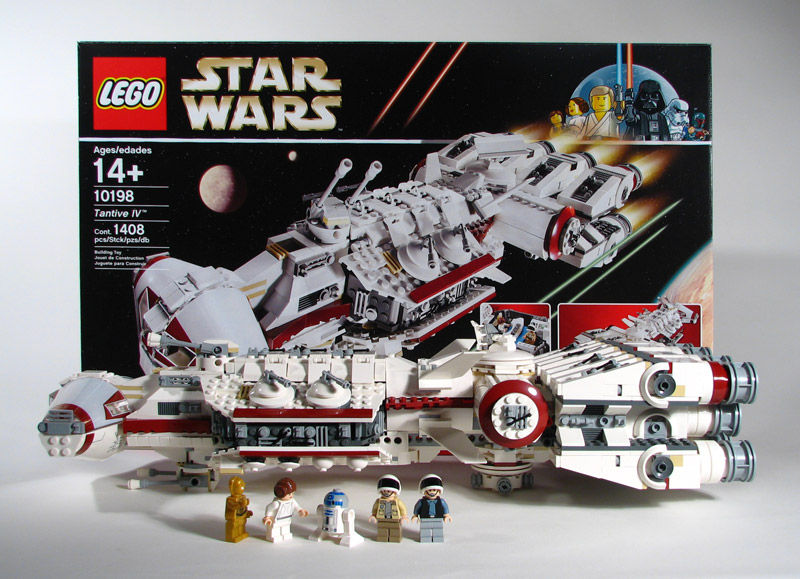 Lego Corvette Star Wars Lego Star Wars Tantive iv
