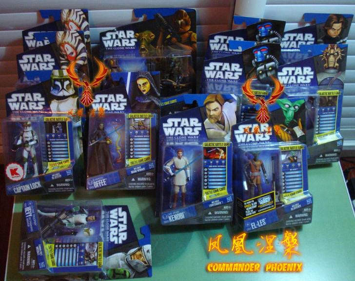 campingetrandonnee  Hasbro  28454  Figurine  Star Wars/The Clone Wars