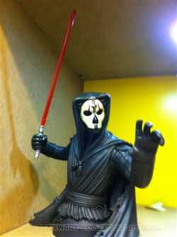 star wars gentle giant mini buste darth nihilus