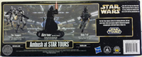 star wars kotobukiya dark vador rotj light-up
