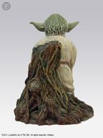 star wars attakus yoda prestiga statue mintinbox