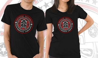 Star Wars RIPT Apparel Imperial Academy Tee
