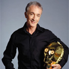 star wars anthony daniels C-3PO invite celebration VI
