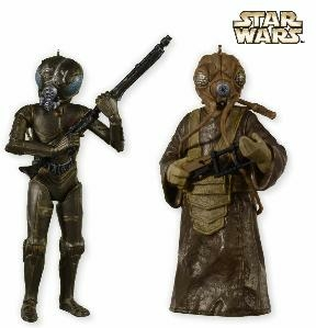 Star Wars Hallmark 2-pack SDCC 2012 exclusive