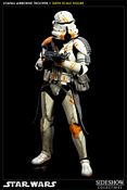 star wars sideshow colelctibles aiborn trooper sixth scale figure utapau order 66