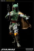 star wars sideshow boba fett bounty hunter sixth scale figure 12 inch