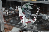 Star Wars Hasbro Vehicules SDCC 2012