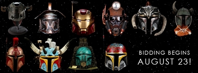 Star Wars As You Wish Helmet Project
