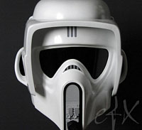 Star Wars eFX Scout Trooper Helmet Legend Edition