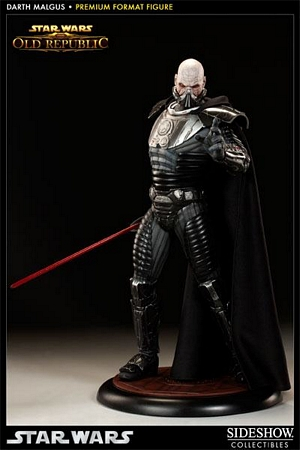 Star Wars Sideshow Darth Malgus Premium Format