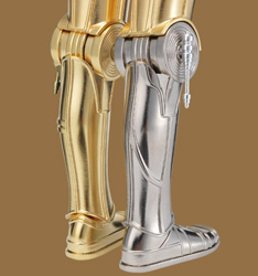 star wars tmashii nation sideshow collectibles C-3PO 12 inch sixth scale figure