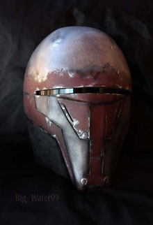 star wars custom mask the old republci sith acolyte darth revan