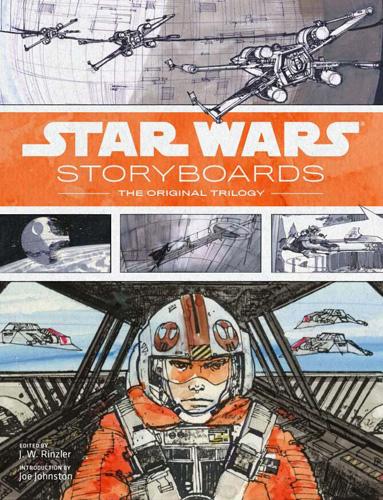 star wars book livre storyboard original trilogie J.W Rinzler