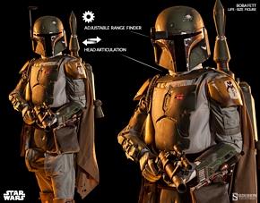 Star Wars Sideshow Collectibles Darth Vader Life-Size