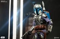 Star Wars Sideshow Collectibles Jango Fett SC