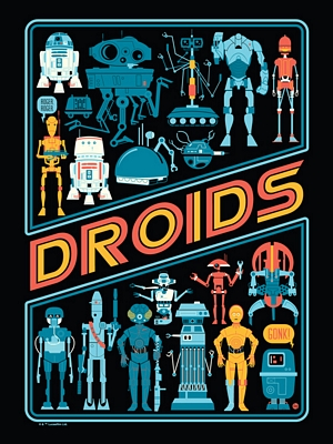 Star Wars ACME Archives
