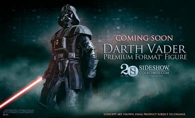 Star Wars Sideshow Collectibles Darth Vader Premium Format