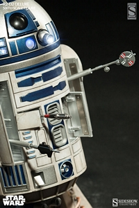 Star Wars Sideshow Collectibles R2-D2 Deluxe SC