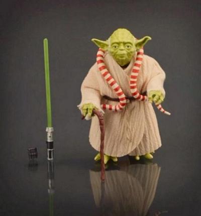 Star Wars Hasbro Yoda 6 inch Black Series