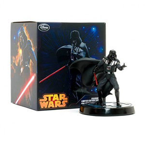 star wars disney store darth vader collector statue 500 exemplaires