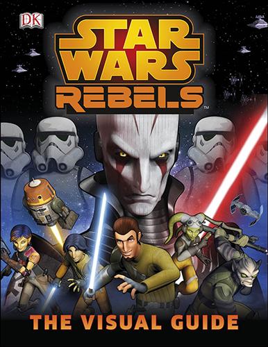 star wars rebels serie book livre visual guide