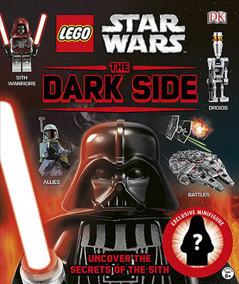 star wars lego book livre dark side us cover