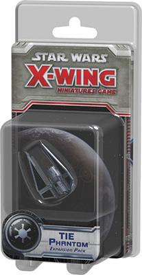 star wars x-wing miniature game phantom TIE expension pack