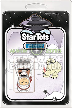 star wars celebration anaheim collecting panels star tots boba fett luke skywalker