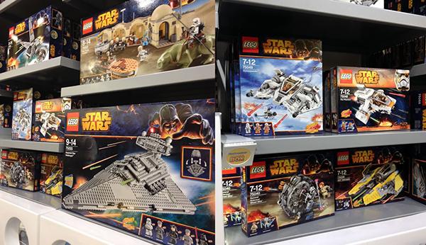 star wars lego wave 2 2014 star wars rebels serie ghost disponible magasin