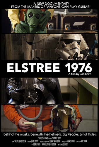 star wars reportages kickstarter project elstree 1976 Big people small roles