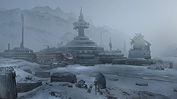 star wars video game star wars 1313 artwork art concept game hoth planete