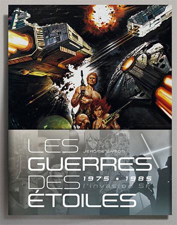 star wars booik livre 1980 les guerres des etoiles jerome wybon science fiction