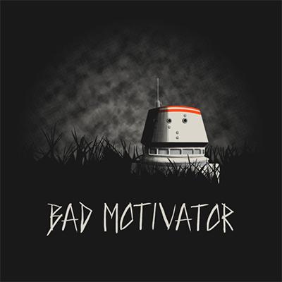 star wars tee shirt inspiration bad robot bad motivator R5-D4