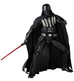star wars medicom mafex 6 inch figure darth vader dark vador ROTJ retunr of the jedi