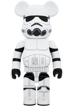 Star Wars Medicom Bearbrick Stormtrooper 1000%