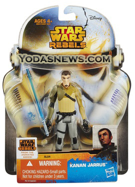 Hasbro lance sa gamme Rebels • Actualités Collection • Star Wars Universe