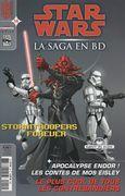 star wars la saga en BD