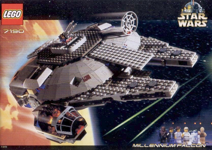 Anyone else into Star Wars lego? - Star Wars Message Board - Page 2 ...